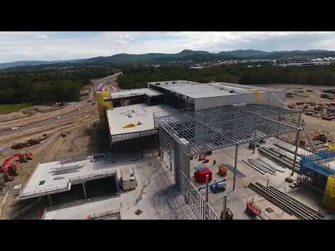 2018 Westfield Coomera / Pimpama Shopping Center Construction Latest updates !!