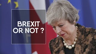 Brexit or not ?