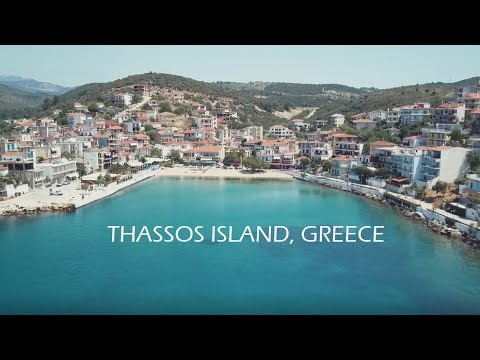 Thassos Island, Greece 2017