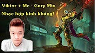 Trâu cày thuê - Trâu stream 3 game Viktor nhảy theo điệu nhạc Kogmaw Ap - Rengar top