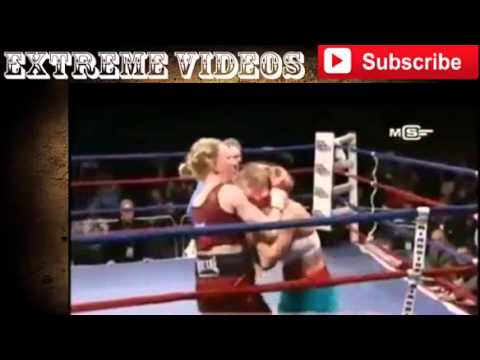 The Time Holly Holm Was Beaten To A Pulp...
