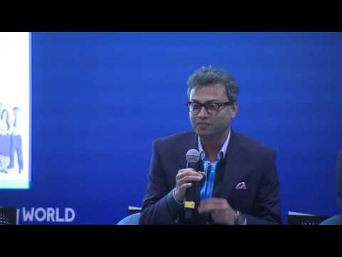 Session of MICE Industry - CEO of CIMGlobal, Prasant Saha