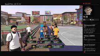 #Nba2k19 Running Park. On the road to 2k Subs!! #Lockdownnation #Basketball #Sports