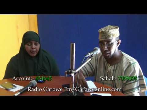 Barnaamijka Ciidsii Agoomaha Somali-yeed Radio Garowe