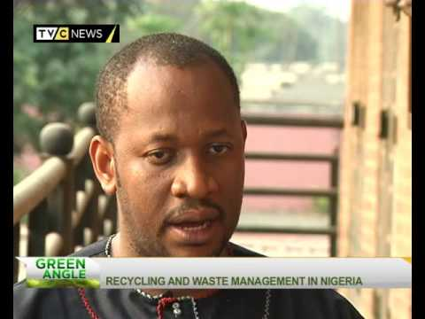 Green Angle | Recycling and Waste Management in Nigeria | TVC News