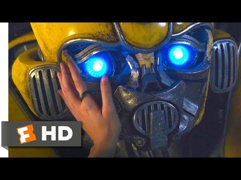 Bumblebee (2018) - Meeting Bumblebee Scene (3/10) | Movieclips
