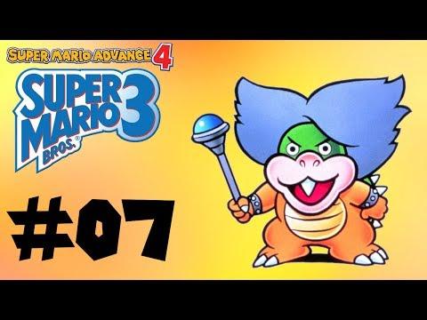 Super Mario Advance 4: Super Mario Bros. 3 -- Part 7: Pipe Problem