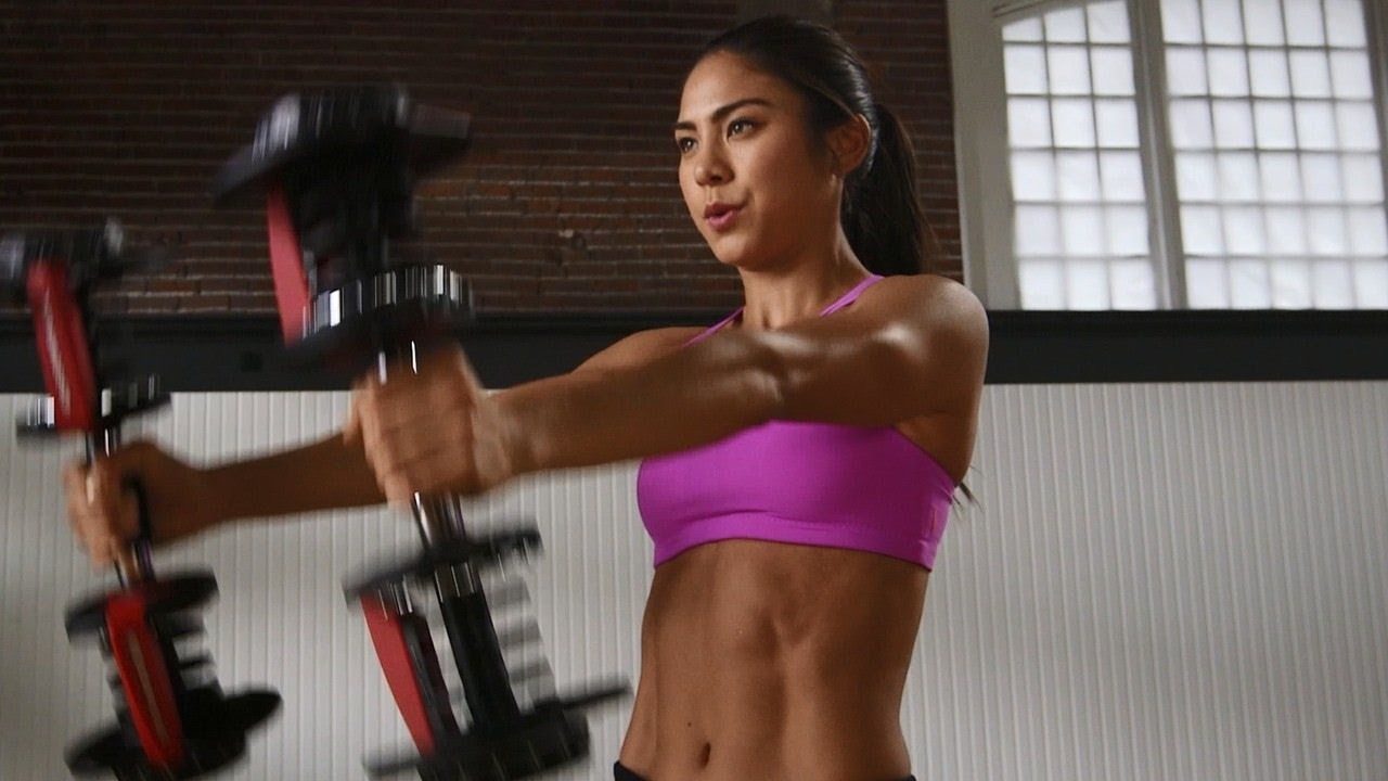 The Wedding Workout: Arms, Chest & Back Created by BowFlex