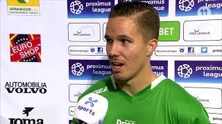 Interview / Lommel United (Roeselare - Lommel United) / 01/09/2018