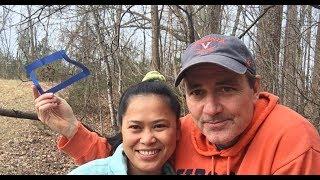 Husband Takes Doubting Wife Bigfoot Sasquatch Hunting