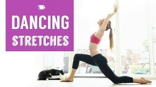 Feel Good Stretching with Music - REGENERATING ROUTINE