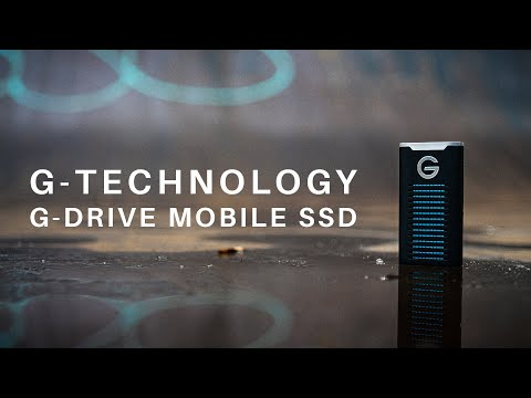 Putting the G-Technology G-DRIVE Mobile SSD to the test