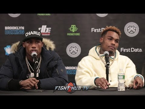 CHARLO VS HARRISON / CHARLO VS KOROBOV - FULL POST FIGHT PRESS CONFERENCE VIDEO