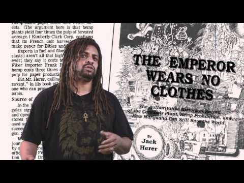Jack Herer's THE EMPEROR WEARS NO CLOTHES