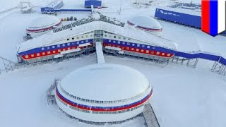 Russia Arctic military base: Arctic Trefoil military base strengthens strategic ambitions- TomoNews