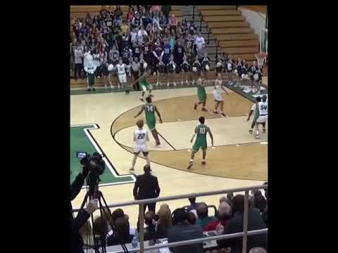 Christian Jones 2019 Shooting Guard Pendleton Heights High School 3/4 Senior season
