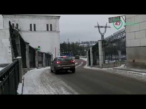 47news: Плотина ГЭС - переезд