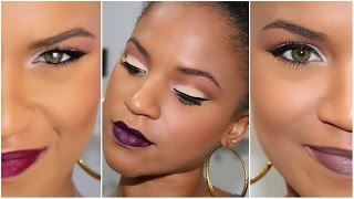 [MAKEUP] Matte eyes + 3 Propositions de RAL