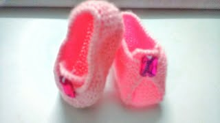 MOST BEAUTIFUL BABY BOOTIES