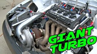 MONSTER TURBO 1200hp 1G Eagle Talon