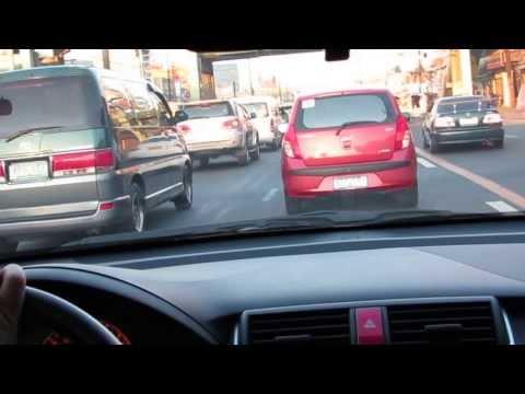 Mark Van Donsel, American Man Driving in Manila