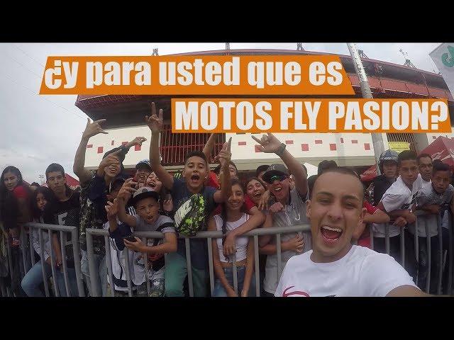 ¿Y para usted que es Motos Fly Pasión? Pillen pues