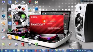 como instalar e ativar o sound forge 8 0 CBSTUDIO VIDEO AULA 002