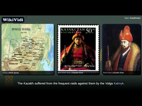 Kazakhstan - WikiVidi Documentary