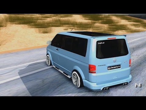 Volkswagen Caravella - GTA San Andreas 1440p / 2,7K