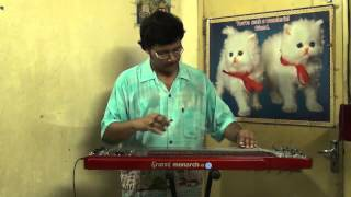 Tere Bina Zindagi Se Koi Instrumental ElectricLapSteelHawaiianGuitar By Pramit Das Kishore Kumar & L