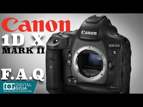 Top 15 Most Common Questions | Canon 1DX Mark II