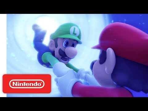 Mario + Rabbids Kingdom Battle Launch Trailer - Nintendo Switch