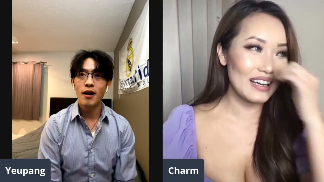 Finding Love with Charm: Virtual Introductions with Ger