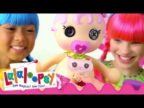 Lalaloopsy  Full Episodes Nick Jr New |Лалалупси карнавал с друзьями | Новые игры для девочек