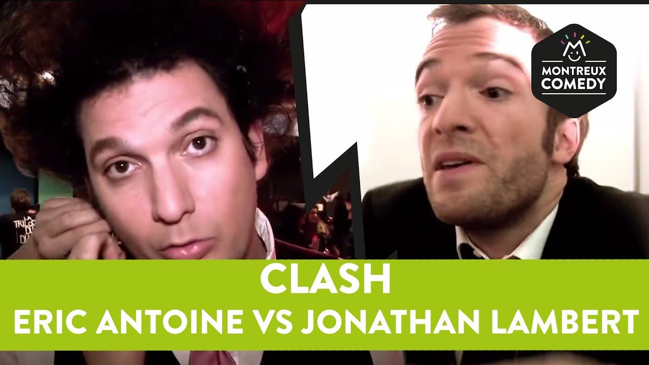 CLASH : Eric Antoine vs Jonathan Lambert