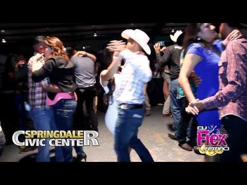 Civic Center Baile Laberinto Springdale AR