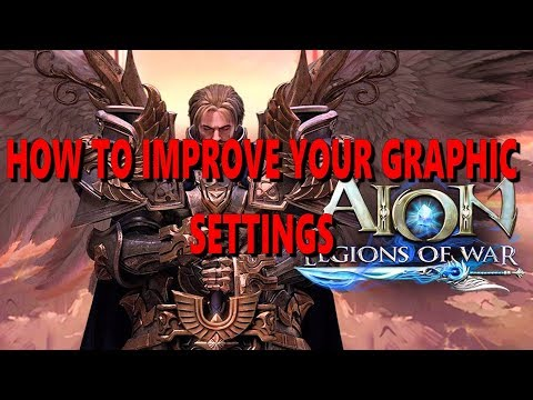 Aion Legions Of War - NCSOFT Games - CHECKING YOUR SETTINGS - IOS / Android