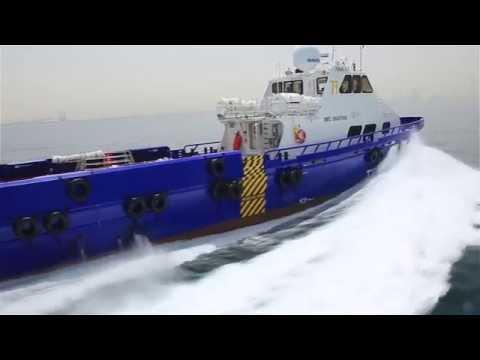 FNSA1 - Fast Aluminum Crew boat