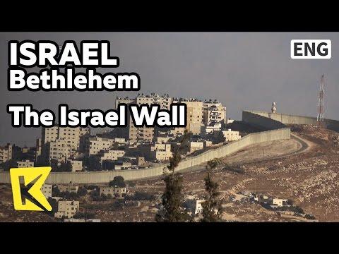 【K】Israel Travel-Bethlehem[이스라엘 여행-베들레헴]분쟁의 현장 이스라엘 장벽/Barrier/Palestine/Cemetery/Gold door