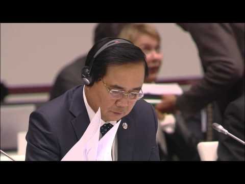 10th ASEM Summit (ASEM10) Plenary Session