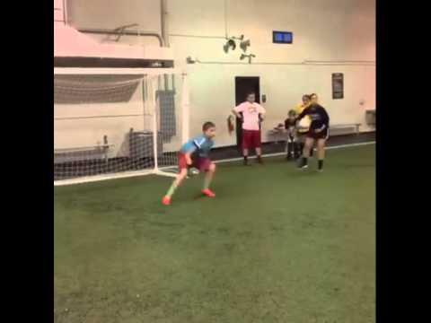 Overtime Sports Soccer Program