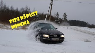 Скачать Audi Competition Quattro Snow Fun Ep 1