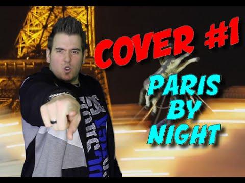 COVER #1 - Paris By Night (Benabar) - RONIX