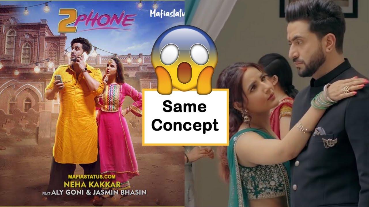 2 PHONE - Neha Kakkar | Aly Goni & Jasmin Bhasin | Song Review | Common Entertainer