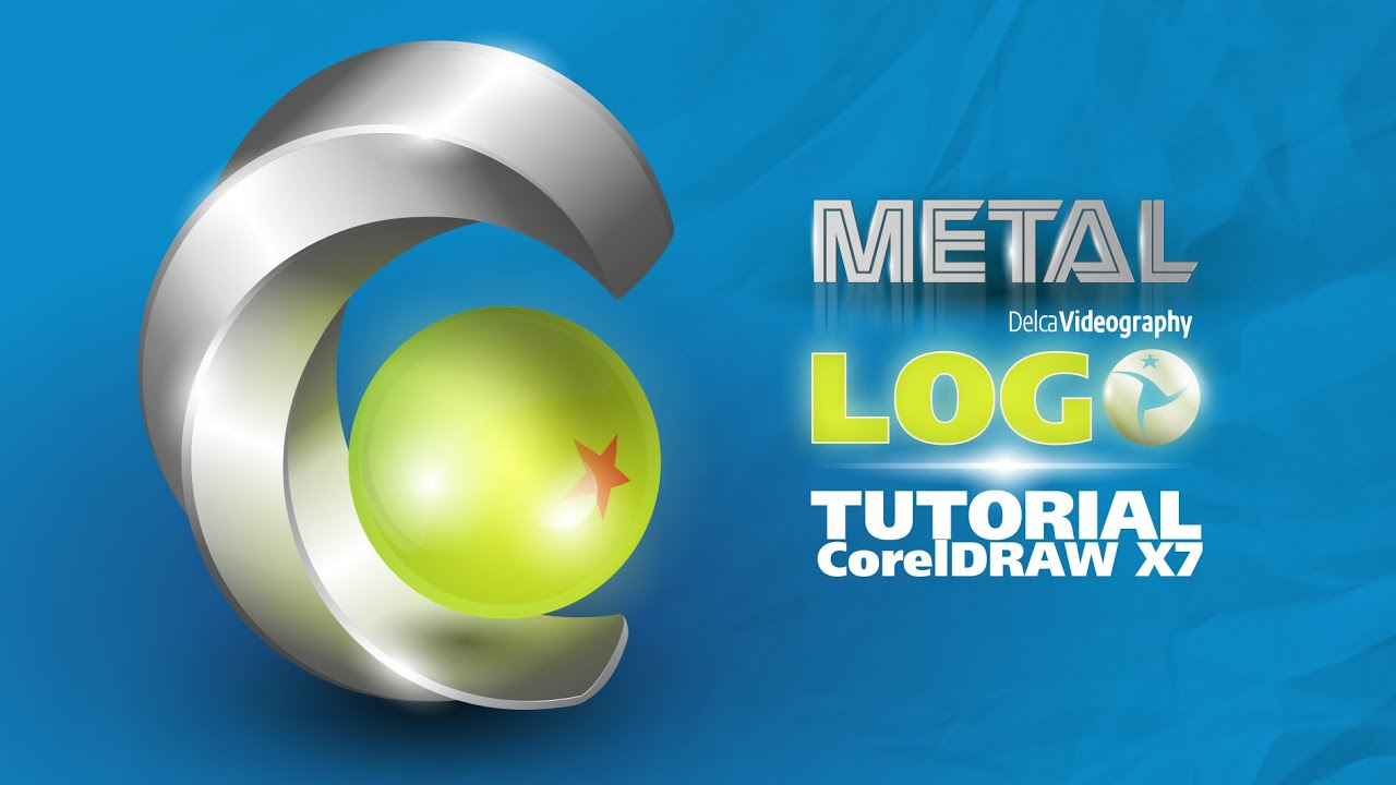 how to make 3d logo in coreldraw