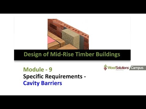Module 9   Cavity Barriers