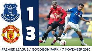 Everton's unbeaten home record came to an end as manchester united took all three points from goodison park. bernard gave the blues lead with a brilliant...