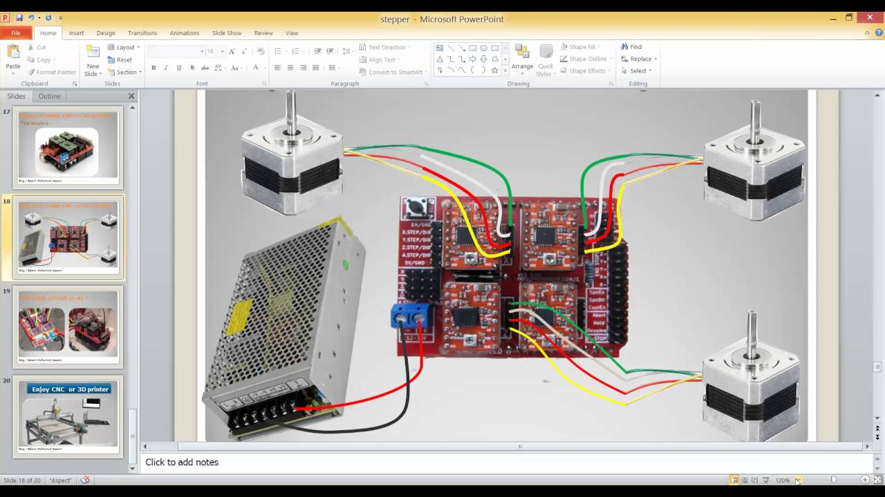 Working Of Laser Printer With Diagram Wiring For Hot Water Tank Thermostats 03 How To Make Cnc ( Connecting Wires) - Youtube