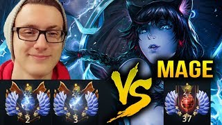 Miracle- ft TOPSON VS MagE- Top 2 and Top 3 VS Top 37 Dota 2