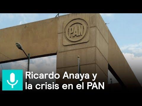 Ricardo Anaya habla sobre el Frente Amplio y la crisis en el PAN - Despierta con Loret